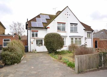 Thumbnail 3 bed semi-detached house for sale in Ramsgate Road, Broadstairs, Kent