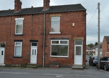 Thumbnail 1 bed end terrace house to rent in Ledger Lane, Outwood, Wakefield