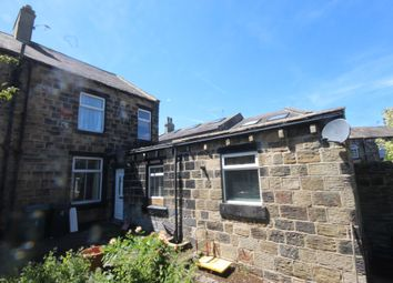 Thumbnail 2 bed end terrace house to rent in Derby Road, Rawdon