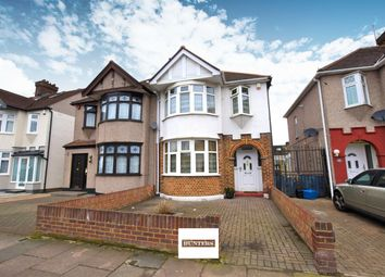 Thumbnail 3 bed semi-detached house for sale in Somerville Road, Chadwell Heath