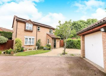 Thumbnail 4 bed detached house for sale in Sanderling Close, Letchworth Garden City, Hertfordshire, England