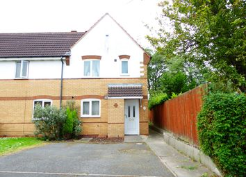 Thumbnail 2 bed end terrace house for sale in Shenley Fields Drive, Northfield, Birmingham