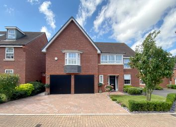 Wyatt Way, Meriden, Coventry CV7. 6 bed detached house for sale