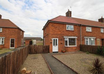 Thumbnail 3 bed end terrace house for sale in Lime Tree Avenue, Malton