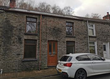 Thumbnail 2 bed terraced house to rent in Factory Road, Bargoed