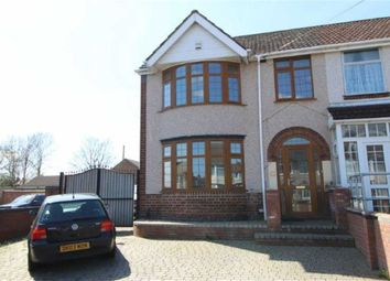 Thumbnail 4 bedroom end terrace house for sale in Mellowdew Road, Coventry