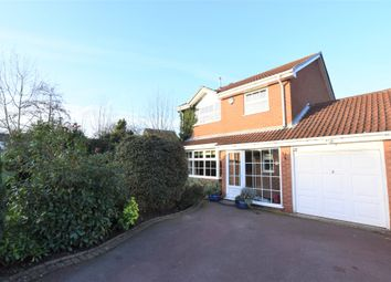 Thumbnail 4 bed detached house for sale in Willowbank Road, Knowle, Solihull