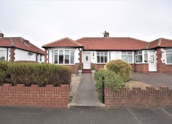 Thumbnail 3 bed semi-detached bungalow for sale in Craythorne Gardens, Newcastle Upon Tyne