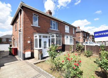 Thumbnail 3 bedroom semi-detached house for sale in Avenue Vivian, Scunthorpe, North Lincolnshire