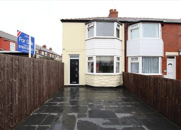 Thumbnail 2 bedroom property for sale in June Avenue, Blackpool