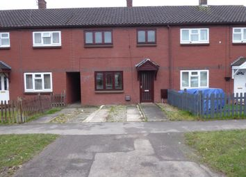 Thumbnail 3 bedroom terraced house to rent in Field Crescent, Shrewsbury