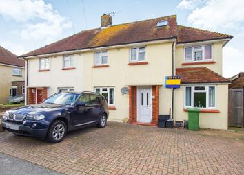 Thumbnail 5 bed semi-detached house for sale in Prince Charles Road, Lewes