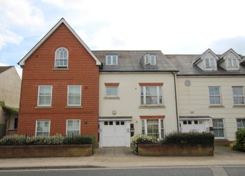 Thumbnail 2 bed flat to rent in Felixstowe Road, Ipswich