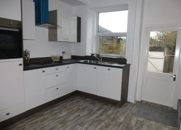 Thumbnail 2 bed terraced house to rent in Ingham St, Padiham, Lancashire