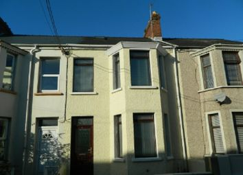 Thumbnail 2 bed terraced house for sale in Waterloo Road, Hakin, Milford Haven, Pembrokeshire.