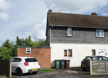 Thumbnail 3 bed semi-detached house for sale in The Close, Anstey, Leicestershire