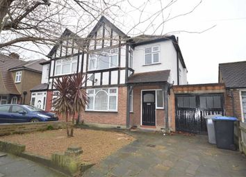 Thumbnail 3 bed semi-detached house to rent in Arnside Gardens, Wembley