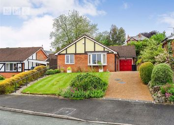 Thumbnail 3 bedroom bungalow for sale in 40, Hampton Fields, Oswestry, Shropshire