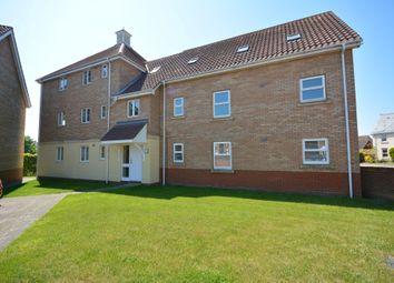 Thumbnail 2 bed flat for sale in Rushton Drive, Carlton Colville, Lowestoft