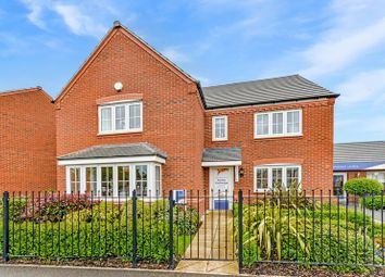 Thumbnail 5 bed detached house for sale in Plot 44 The Arundel, Sancerre Grange, Eccleshall, Stafford
