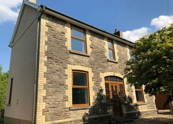 Thumbnail 5 bed detached house for sale in 7 Glan Gwerelych, Glynneath, Neath