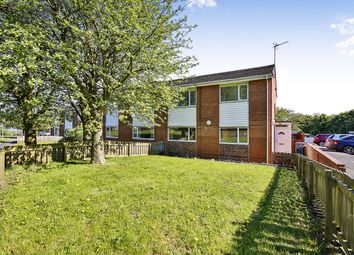 Thumbnail 2 bed flat for sale in Aberfoyle Court, Stanley