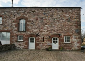 Thumbnail 4 bedroom mews house for sale in The Old Byre, Tower Court, Warcop, Appleby-In-Westmorland, Cumbria