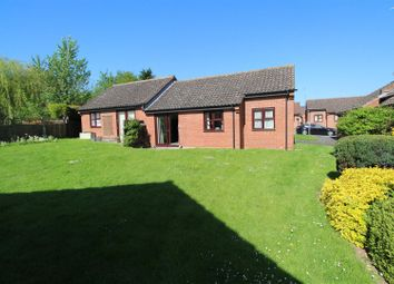 Thumbnail 2 bed semi-detached bungalow for sale in Town Green, Stowmarket