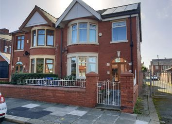 Thumbnail 1 bedroom flat to rent in Leicester Road, Blackpool, Lancashire