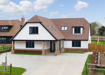 Thumbnail 5 bed detached house for sale in Woodland View, Buck Street, Challock, Ashford