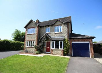 Thumbnail 4 bed detached house for sale in St Marys Close, Bradenstoke