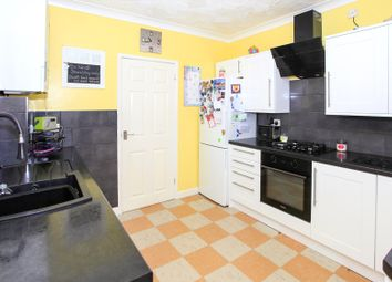 Thumbnail 3 bed semi-detached house for sale in Queens Walk, Fletton, Peterborough