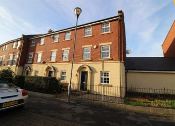 Thumbnail 3 bedroom end terrace house for sale in Redhouse Way, Redhouse, Swindon