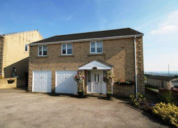 Thumbnail 4 bed detached house for sale in Hill Terrace, Billy Row, Crook
