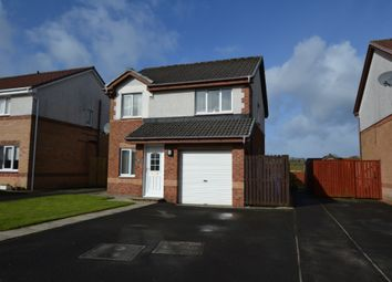 Thumbnail 3 bed detached house for sale in Blairafton Wynd, Kilwinning, North Ayrshire