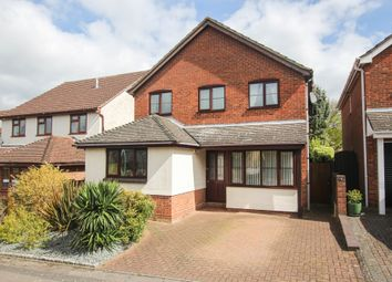 Thumbnail 4 bed detached house for sale in Fulfen Way, Saffron Walden