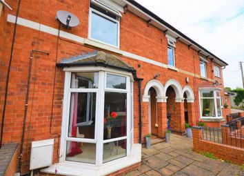 Thumbnail 3 bed terraced house for sale in Denford Road, Ringstead, Kettering, Northamptonshire