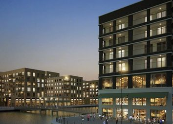 Thumbnail 2 bed flat for sale in Royal Albert Wharf, 1 Lockside Way, London