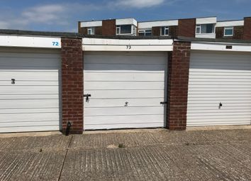 Thumbnail Parking/garage for sale in Timberlaine Road, Pevensey Bay