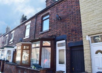 Thumbnail 3 bedroom terraced house for sale in Argyll Road, Stoke-On-Trent, Staffordshire