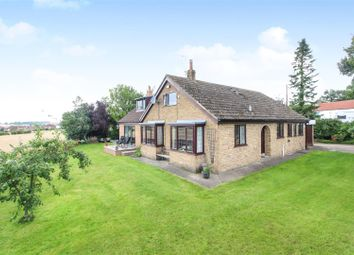 Thumbnail 4 bed detached house for sale in Beverley Road, Wetwang, Driffield