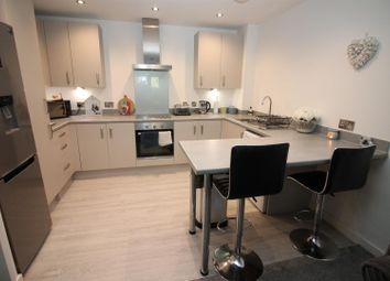 Thumbnail 2 bed flat for sale in Barton Road, Urmston, Manchester