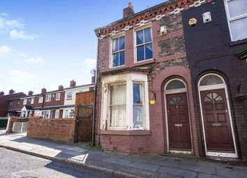 Thumbnail 2 bedroom terraced house for sale in Daisy Street, Liverpool