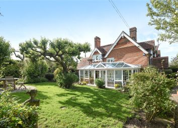 Thumbnail 5 bed detached house for sale in Beedon Hill, Beedon, Newbury, Berkshire