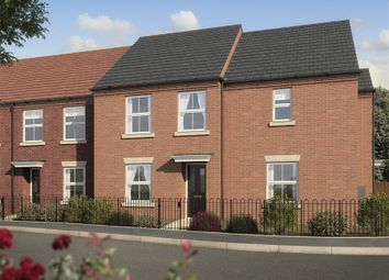 Thumbnail 2 bedroom terraced house for sale in The Featherston, Copper Beech Road, Nuneaton, Warwickshire