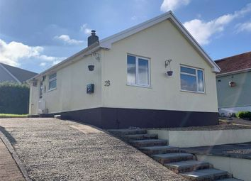 2 bed detached bungalow for sale in Hill Rise, Kilgetty SA68