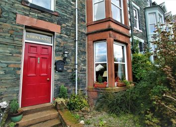 Thumbnail Terraced house for sale in Blencathra Street, Keswick, Cumbria