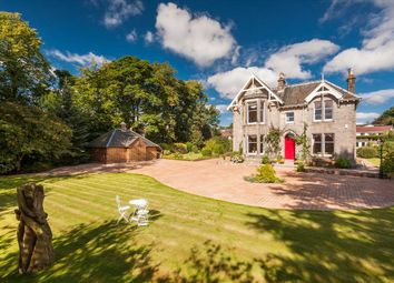 Thumbnail 6 bed detached house for sale in Struan Park, 33 Perth Road, Milnathort