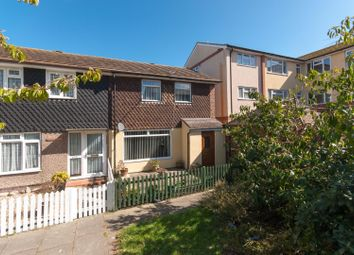 Thumbnail 3 bed end terrace house for sale in Elham Close, Margate