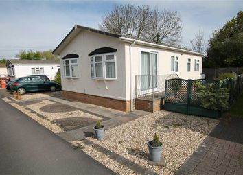 Thumbnail 2 bedroom mobile/park home for sale in Hi Ways Park, Hallen, Bristol